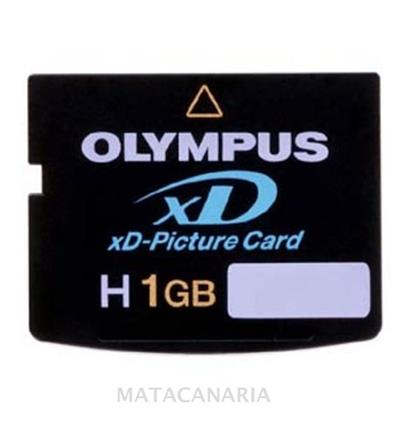 OLYMPUS XD PICTURE CARD 1GB