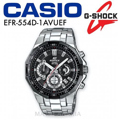 CASIO EFR-554D-1A2VUEF MEN´S WACHT