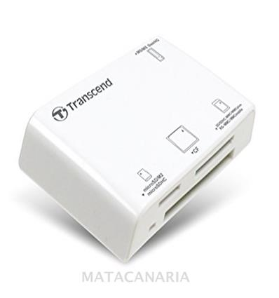 TRANSCEND P8 LECTOR ALL IN ONE