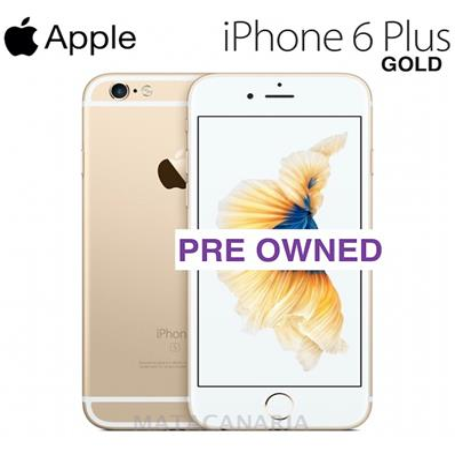 APPLE A1524 IPHONE 6 PLUS 16GB CPO GOLD