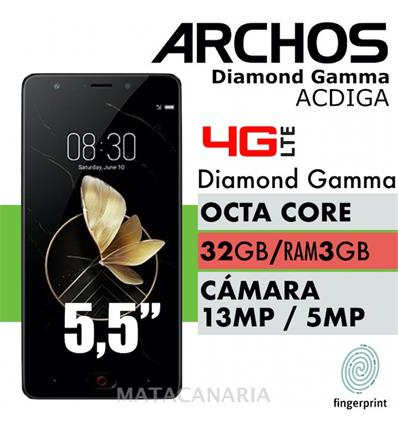ARCHOS 503531 DIAMOND GAMMA 32GB +3GB