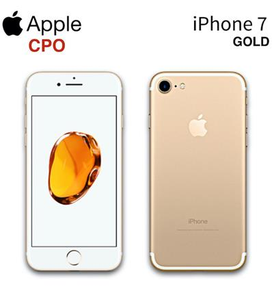 APPLE A1778 IPHONE 7 32GB CPO GOLD