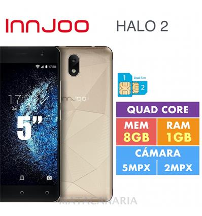 INNJOO HALO 2 3G GOLD