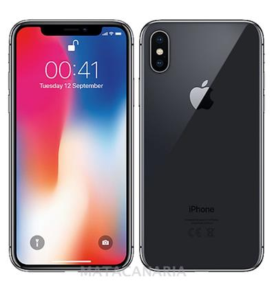 APPLE A1901 IPHONE X 256GB SPACE GRAY