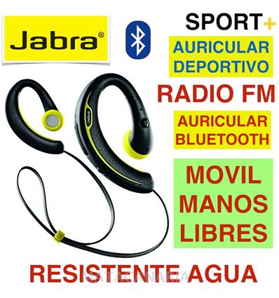 JABRA SPORT+APPLE BT AURICULAR