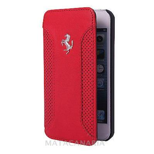 FERRARI FEF12FLBKP5RE IPHONE 5/5S