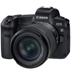 Canon EOS R + Objetivo RF 24-105mm F4-7.1 IS STM