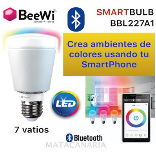 BEEWI BBL227-A SMART LED BLUETOOTH
