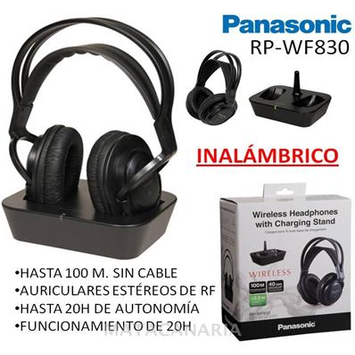 PANASONIC RP-WF830 AURICULAR