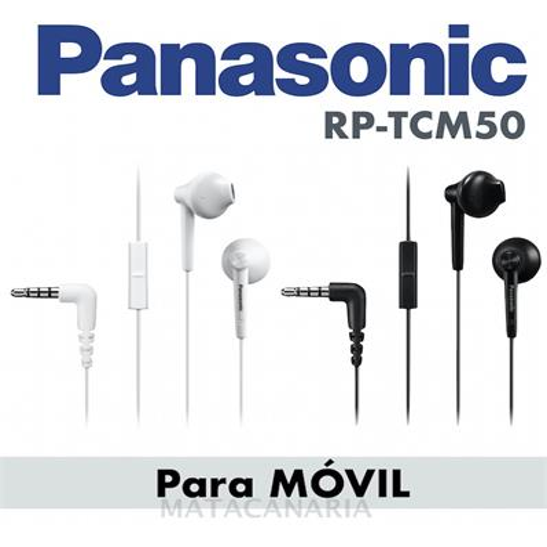 PANASONIC RPTCM-50E AURICULAR BLACK