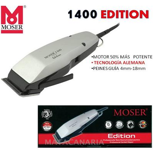 MOSER 1406-1400 CORTAPELO