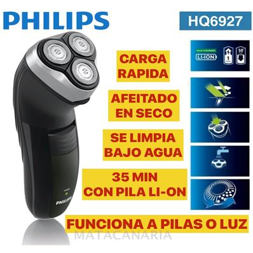 PHILIPS HQ-6927 AFEITADORA