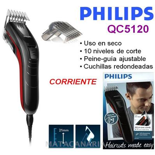 PHILIPS QC-5120 CORTA PELO