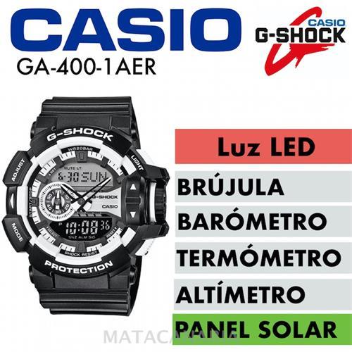 CASIO GA-400 1AER MEN´S WATCH