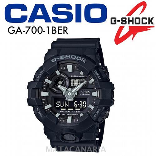 CASIO GA-700 1BER MEN´S WATCH