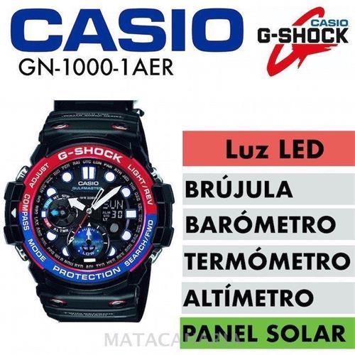 CASIO GN-1000B-1AER G-SHOCK