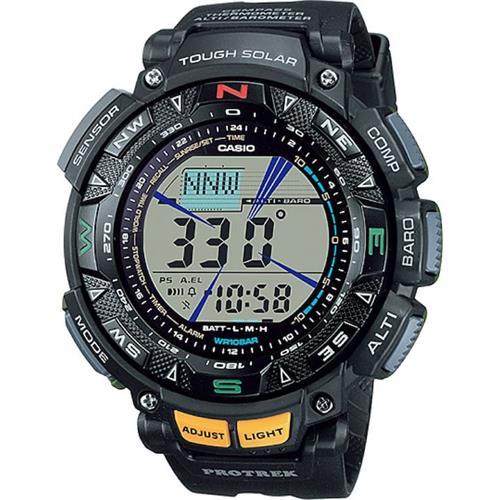 CASIO PRG-240T-7ER PATHFINDER TITANIUM MEN´S WACHT