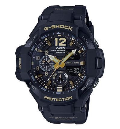 CASIO GA-1100GB 1AER MENS WATCH