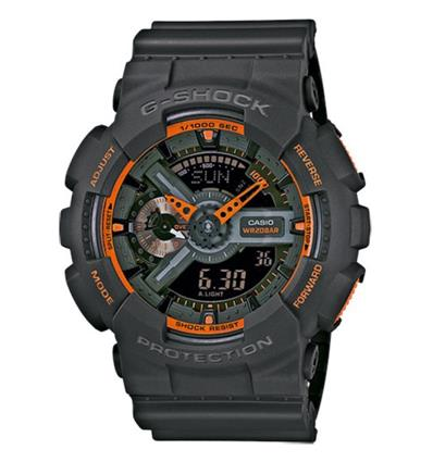 CASIO GA-110TS 1A4ER MEN´S WACHT