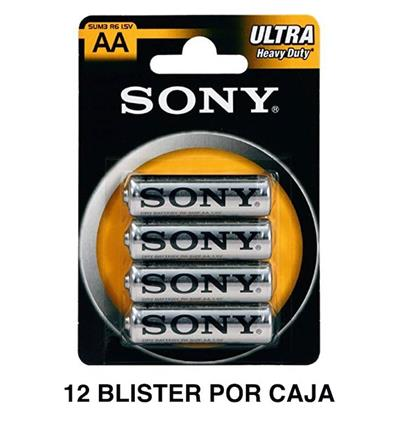 SONY R-6 AA ULTRA HEAVY DUTY