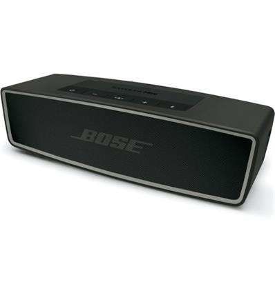 BOSE SOUNDLINK MINI BT II ALTAVOZ BLUETOOTH CARBONO