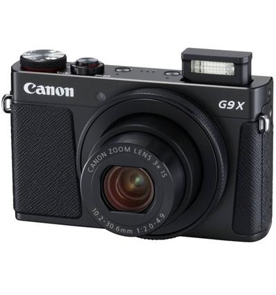 CANON POWER SHOT G9 X MARK II BLACK
