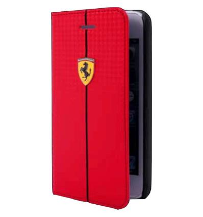 FERRARI FEFOCFLBKP6LRE IPHONE 6 PLUS