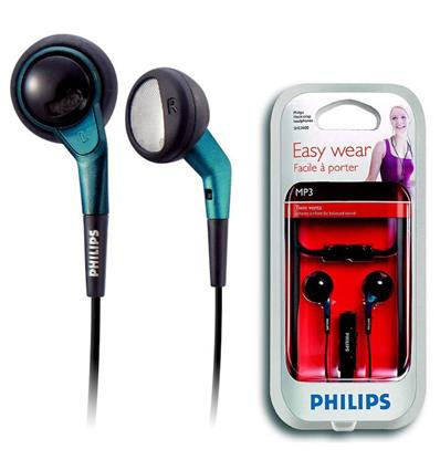 PHILIPS SHE-3600 AURICULAR