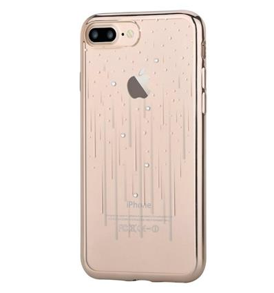 DEVIA 993979 CRYSTAL METEOR IPH7 PLUS CHAMPAGNE GOLD