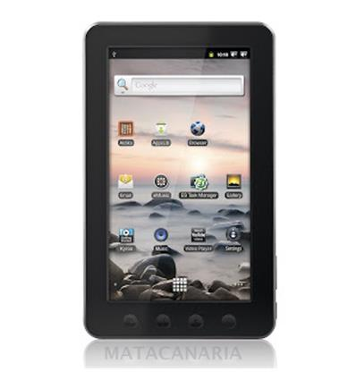 COBY MID 7012-4G 7 TABLET