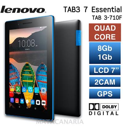 LENOVO TAB3 A710 7INC 1.3GHZ WIFI BLACK